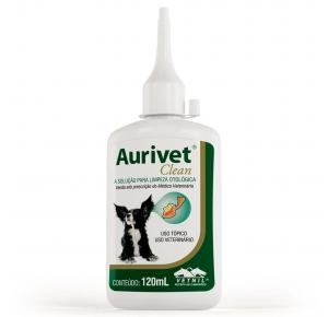 Aurivet Clean Vetnil - 120 Ml