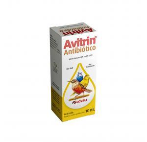 Avitrin Antibiótico Coveli 10ml