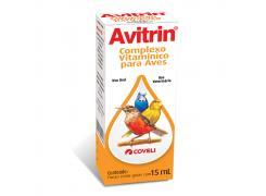 Avitrin Complexo Vitamínicio Coveli 15ml