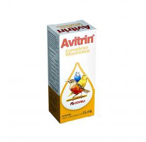 Avitrin Complexo Vitamínico Coveli 15ml