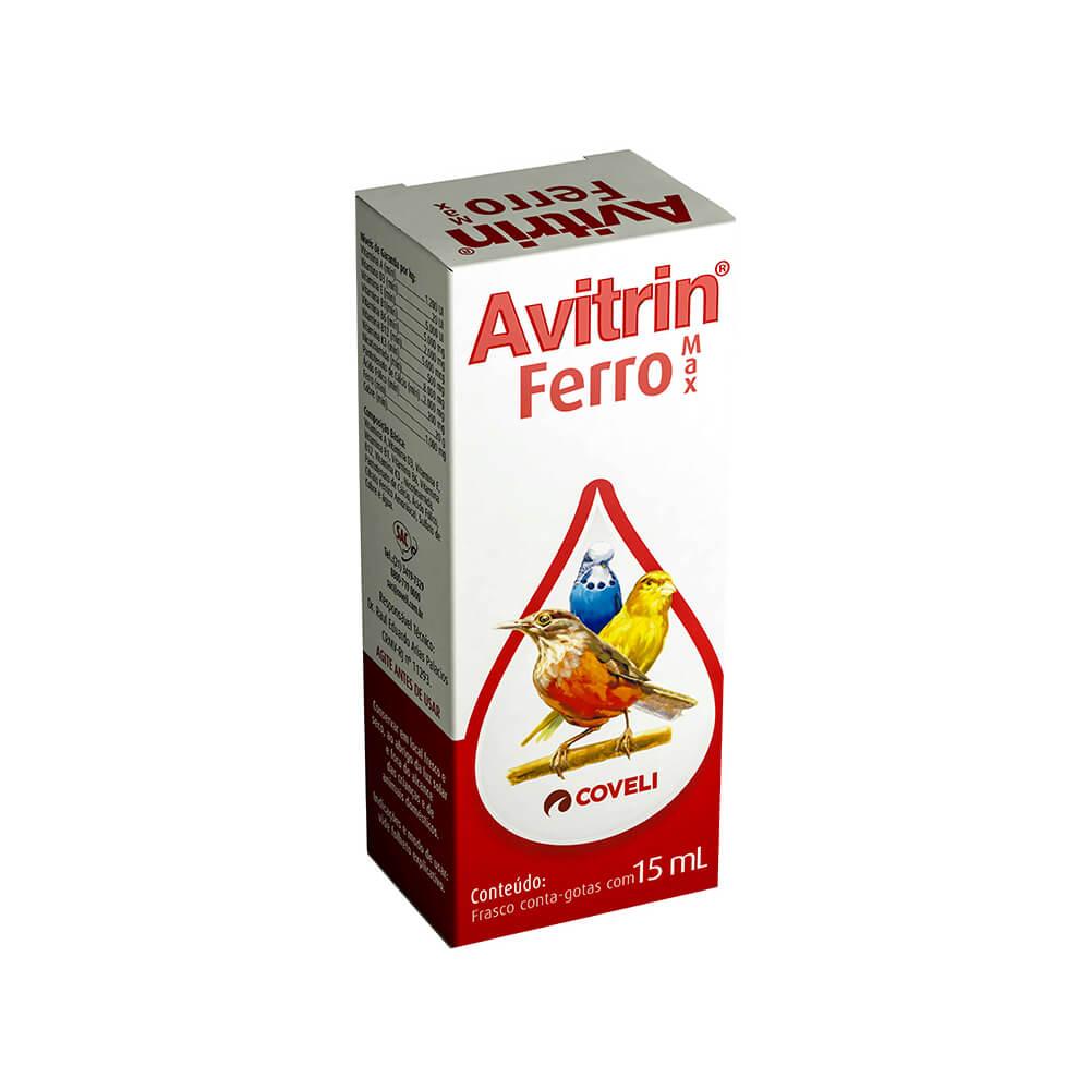 Avitrin Ferro Coveli 15ml