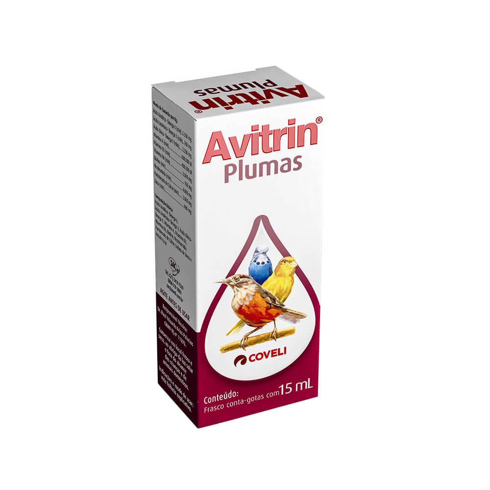 Avitrin Plumas Coveli 15ml