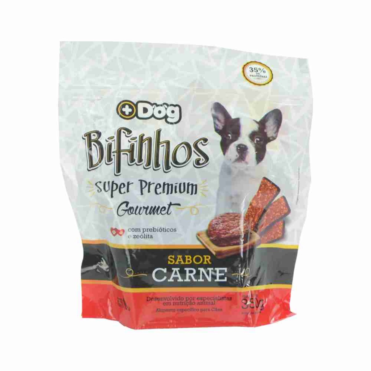Petisco Mais Dog Bifinho Carne - 350 g