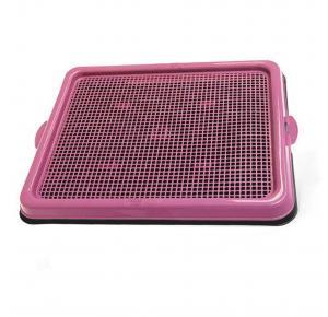 Banheiro Pratic Pipi Plast Pet Rosa