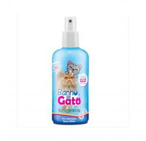 Banho de Gato Cheirinho de Odin 250ml Cat My Pet