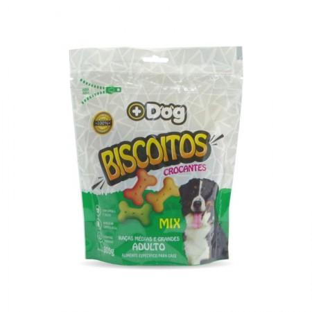 Biscoito  Mais Dog Mix Raças Médias e Grandes 300gr