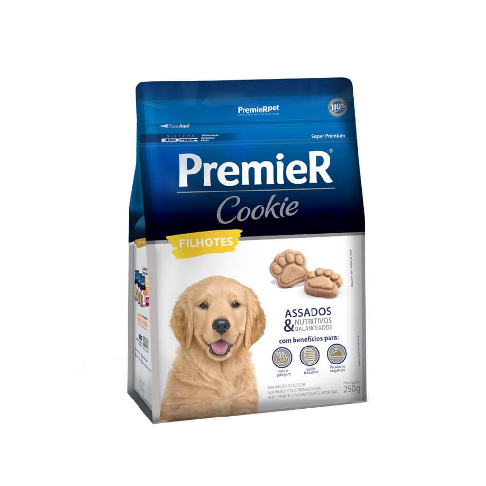 Biscoito Cookie para Cães Filhotes 250gr Premier
