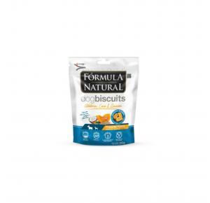 Biscoito Formula Natural Dog Biscuits Abobora Mini e Pequeno 250gr Adimax