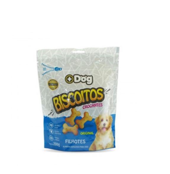 Biscoito Mais Dog filhote 200gr