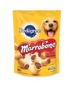 Biscoito Pedigree Marrobone para Cães Adultos Sabor Carne