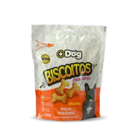 Biscoitos Mais Dog Original Raças Pequenas 300gr