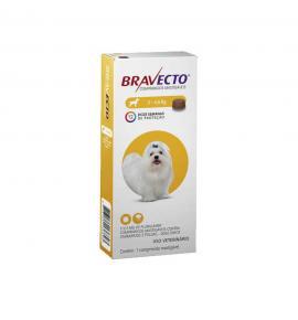 Bravecto Antipulgas Oral Cães 2 à 4.5 kg