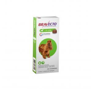 Bravecto Antipulgas Oral para Cães de 10 à 20kg