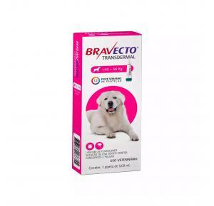 Bravecto Antipulgas Oral para Cães de 40 a 56kg
