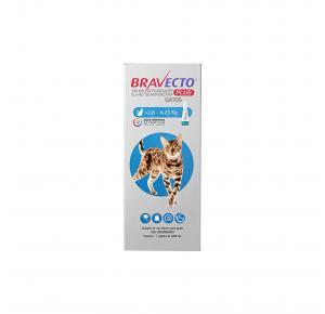 Bravecto Plus Gato 2.8 à 6.25gr 1 Pipeta