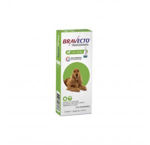 Bravecto Transdermal Antipulgas Cães de 10 à 20kg
