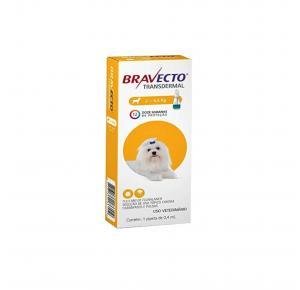 Bravecto Transdermal Antipulgas Cães de 2 à 4.5kg