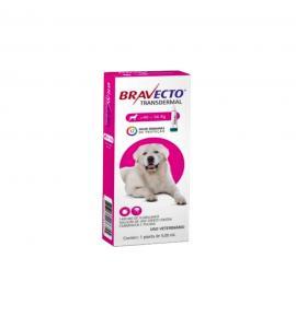 Bravecto Transdermal Antipulgas Cães de 40 à 56 Kg