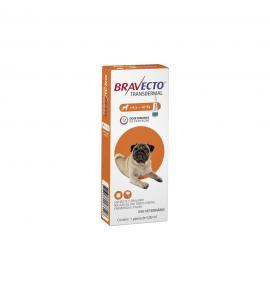 Bravecto Transdermal Antipulgas Cães de 4.5 à 10kg