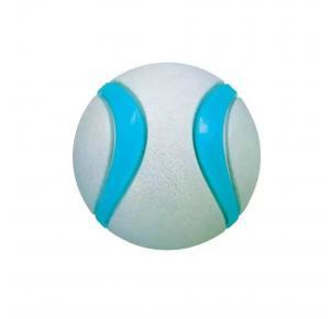 Brinquedo Bola Dual Foam Cinza com Azul Jambo Pet