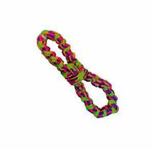 Brinquedo Corda 8 Elastic Colorfull Jambo Pet