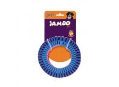 Brinquedo Corda Top Twist Resist Ring Cores Sortidas Jambo Pet