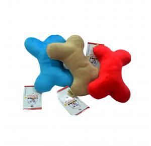 Brinquedo Osso de Pelúcia Pet Club