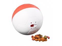 Brinquedo Amicus Crazy Ball para Cães Vermelho e Branco