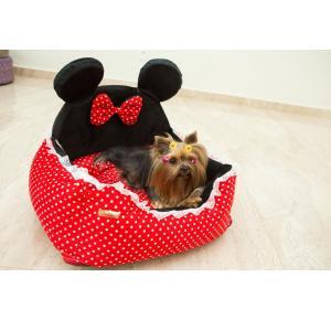 Cama Dog Laço Médio Pet Club