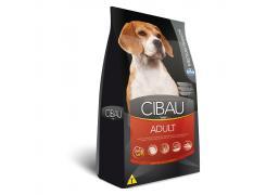 Ração Cibau para Cães Adultos de Raças Médias 15Kg