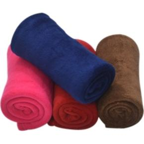 Cobertor Microfibra Pet Club  sortidos - unidade