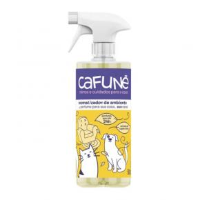 Cafuné Aromatizador de Ambiente Capim-Limão 500ml