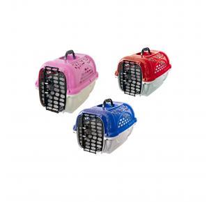 Caixa de Transporte nº01 Cores Sortidas Pet Au Jel Plast