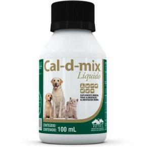 Cal-D-Mix Líquido 100 mL