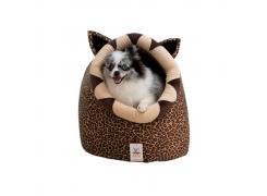 Cama Leopardo Pet Club