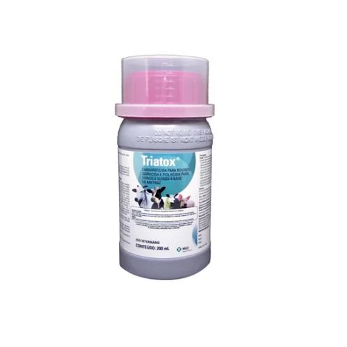 Carrapaticida MSD Triatox - 200 mL
