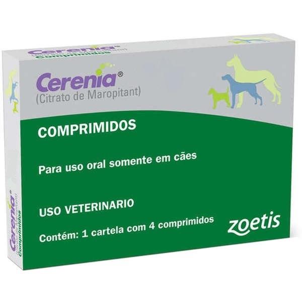 Cerenia Zoetis 4 Comprimidos