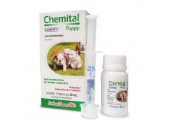 Vermífugo  Chemital Puppy para Cães (20mL)