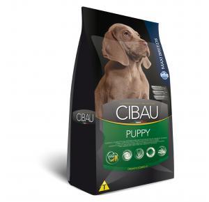 Cibau Maxi Breeds para Cães Filhotes de Raças Grandes Frango