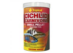 Cichlid Carnivore Small Pellet 90g - Tropical