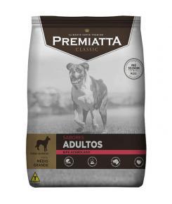 Ração Classic Premiatta Bife Acebolado para Cães 3kg