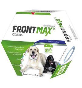 Coleira Antiparasitária Frontmax para Cães Acima de 4 Kg