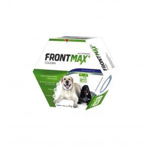 Coleira Antipulgas Frontmax para Cães Acima de 4 Kg