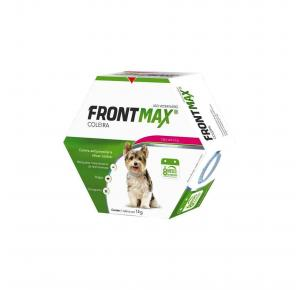 Coleira Antipulgas Frontmax para Cães até 4 Kg