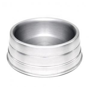 Comedouro Alumínio Pesado Grande Mais Dog