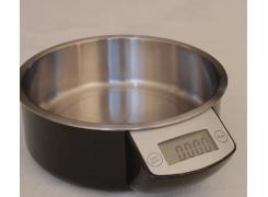 Comedouro Inox Com Balança Digital All Pets