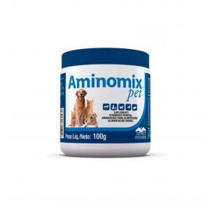 Complexo Vitamínico Aminomix Pet Vetnil 100gr