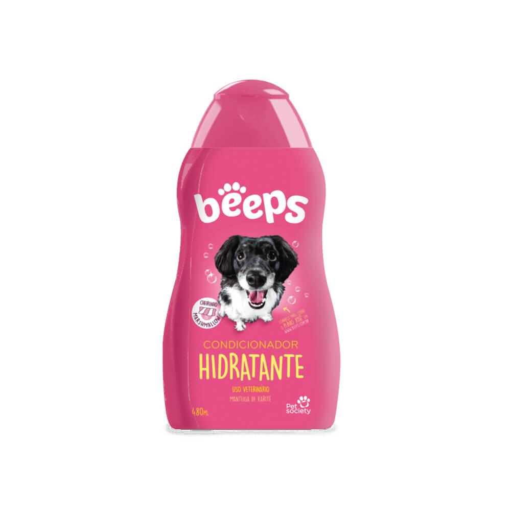 Condicionador Beeps Cães e Gatos Pet Society