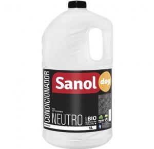 Condicionador Sanol Dog Neutro 5Litros