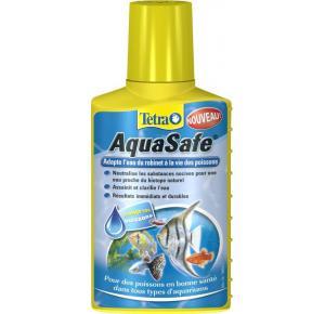Condicionador de água Tetra AquaSafe 100mL